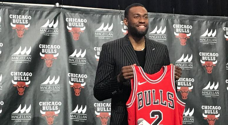 brand new 3a200 7578f Back Home, Jabari Parker Is Smiling Again | 670 The Score