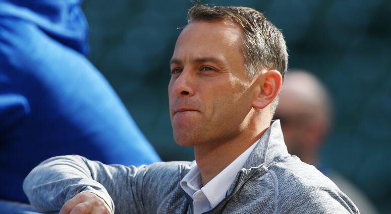 Cubs general manager Jed Hoyer