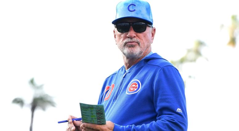 Maddon: 6-Man Rotation Is In Cubs' Best Interest