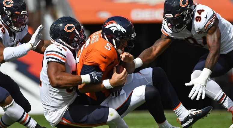 Jackson On Bears' Lack Of Takeaways: 'They're Coming'