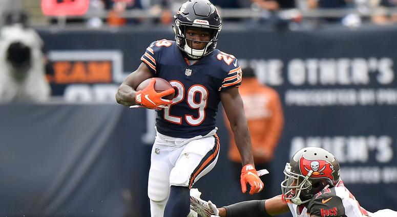 los angeles dd268 06e16 Gabriel: Quality Of Touches Crucial For Tarik Cohen, Not ...