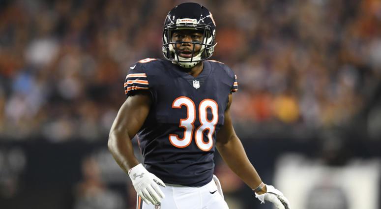 Bears safety Adrian Amos