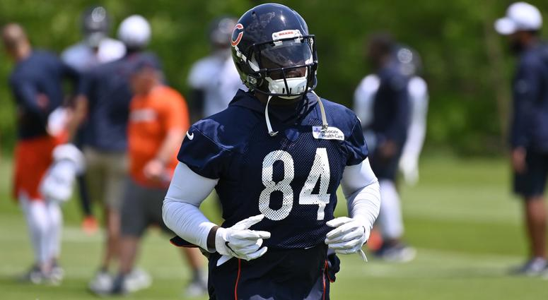 huge discount e9413 70c54 Cordarrelle Patterson Ready For Whatever Bears Have Planned ...