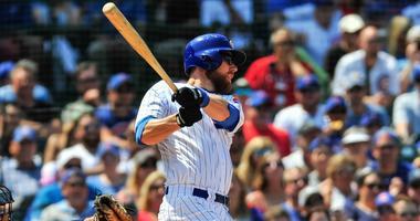 Cubs infielder/outfielder Ben Zobrist