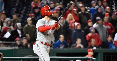 Phillies outfielder Bryce Harper