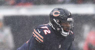 Bears tackle Charles Leno Jr.