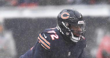 Bears tackle Charles Leno Jr.