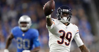 Bears safety Eddie Jackson