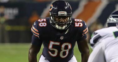 Bears linebacker Roquan Smith