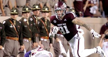 Texas A&M tight end Jace Sternberger