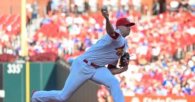 Cardinals right-hander Jack Flaherty