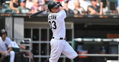 White Sox catcher James McCann