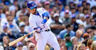Cubs shortstop Javier Baez