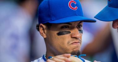 Cubs infielder Javier Baez