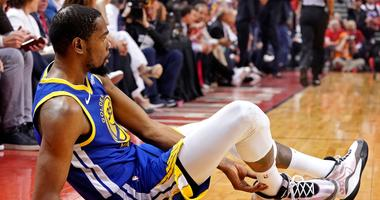 Warriors forward Kevin Durant