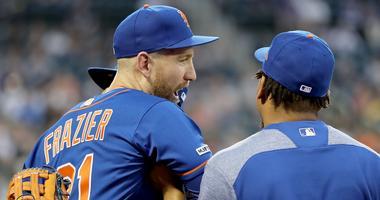 Mets third baseman Todd Frazier