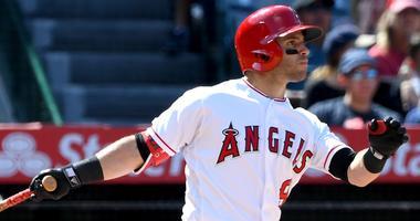 Angels infielder Tommy La Stella