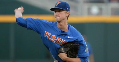 Florida pitcher Brady Singer