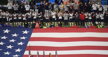 The New England Patriots at Super Bowl LII.