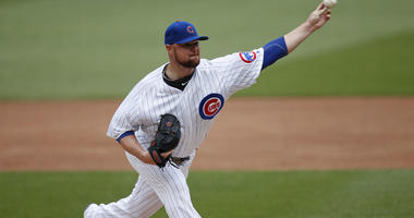 Cubs starter Jon Lester