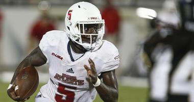 Florida Atlantic running back Devin Singletary