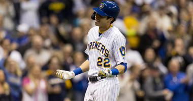Brewers star Christian Yelich