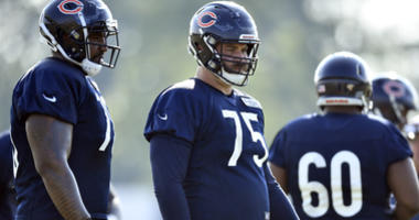 Bears guard Kyle Long