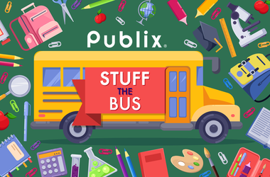 Stuff the Bus at Publix in Cooper City