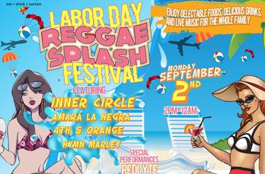 Labor Day Reggae Splash