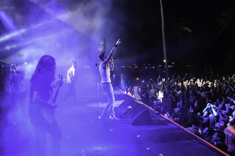 311 at Riptide Music Festival 2018 on Fort Lauderdale Beach