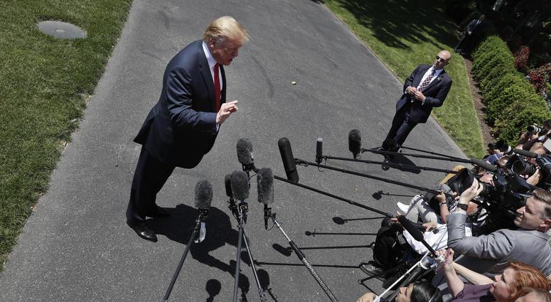Trump moves to escalate investigation of intel agencies' role in origins of Russia probe