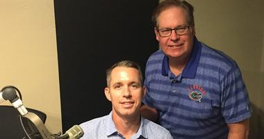 Brian Oen of Thomas Group Realty with Mike Jones from Ameris Bank Mortgage
