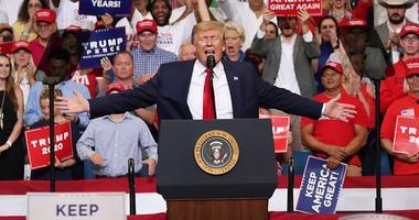 Pres. Donald Trump kicks off 2020 re-election campaign in Orlando's Amway Center