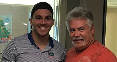 Dan Weldon with Bob Rose July 17, 2019