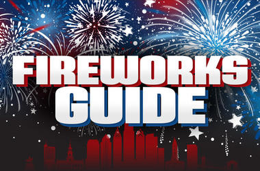 July 4th Fireworks Guide Philly Philadelphia Atlantic City AC Independence Day PA DE NJ NY VA MD