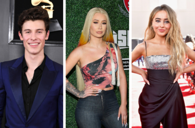 Shawn Mendes attends the 61st Annual GRAMMY Awards, Iggy Azalea attends the Swisher Sweets Awards honoring Cardi B ,Sabrina Carpenter attends the 2019 Billboard Music Awards at MGM Grand Garden.