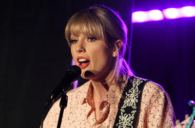 Taylor Swift performs at AEG and Stonewall Inn's pride celebration commemorating the 50th anniversary of the Stonewall Uprising. AEG has pledged its support to SIGBI's development of an LGBTQ+ anti-bias training standard. #EqualityForAll #BetterAsOne