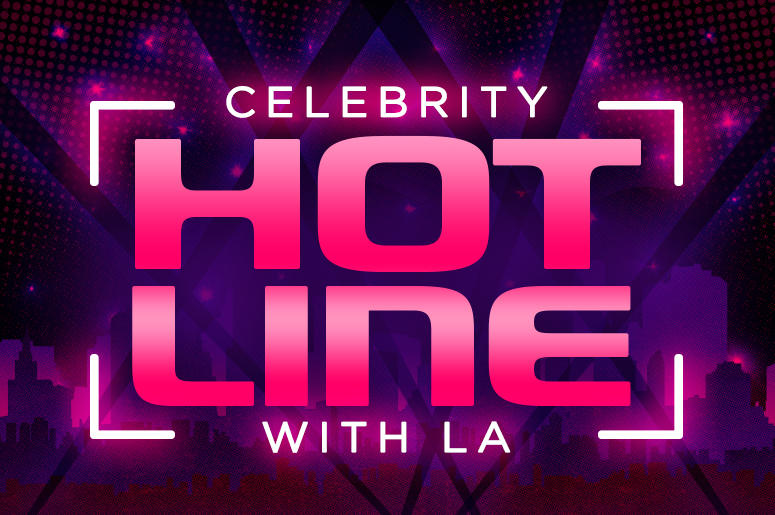96.5 Celebrity Hotline with LAOnAir Celeb Artist interviews TDY philly philadelphia calls news