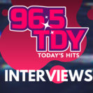 96.5 TDY Interviews