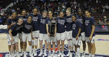 UConn Women's Basketball AAC Tournament Final