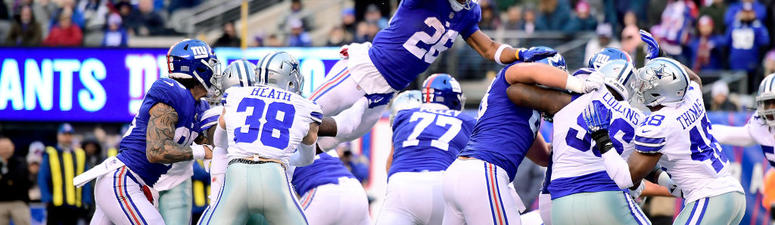 Prescott Throws 4 TDs, Cowboys Rally To Beat Giants