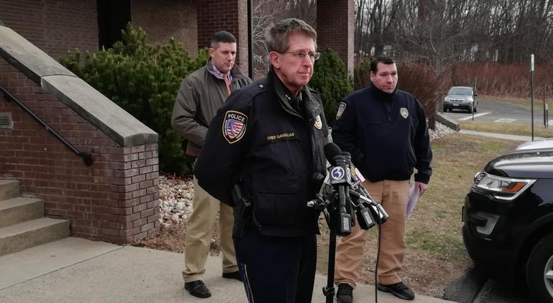 Watertown Police Chief John Gavallas