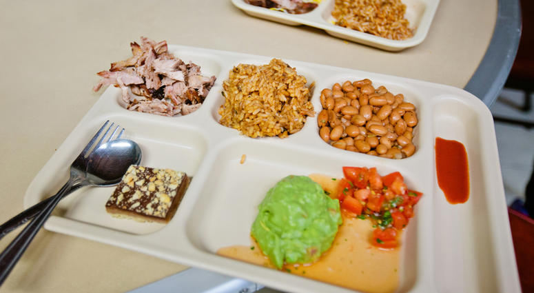 The State That Wants To Spend More, Not Less, On Prison Food | 1080