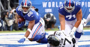 Jack Interception Return Leads Jags Over Barkley, Giants