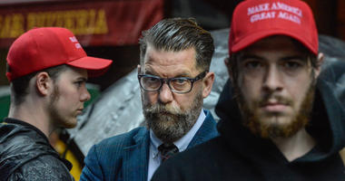 Chief: Officer's Proud Boys Membership Didn't Break Policy