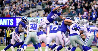 Prescott Throws 4 TDs, Cowboys Rally To Beat Giants