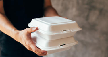 House Votes To Bar Single-Use Polystyrene Food Containers