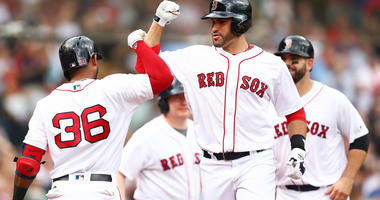 Red Sox Go On Offensive, Hit 3 HRs In 17-6 Rout Of Orioles