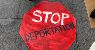 Stay Granted for Woman Ordered Deported