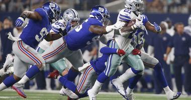 Prescott, Dallas D lead Cowboys to 20-13 win over Giants